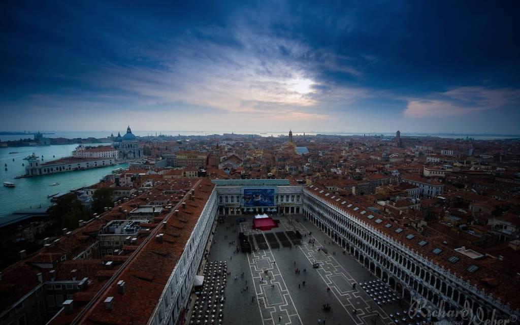 Beautiful Venice City Italy Full HD Wallpaper