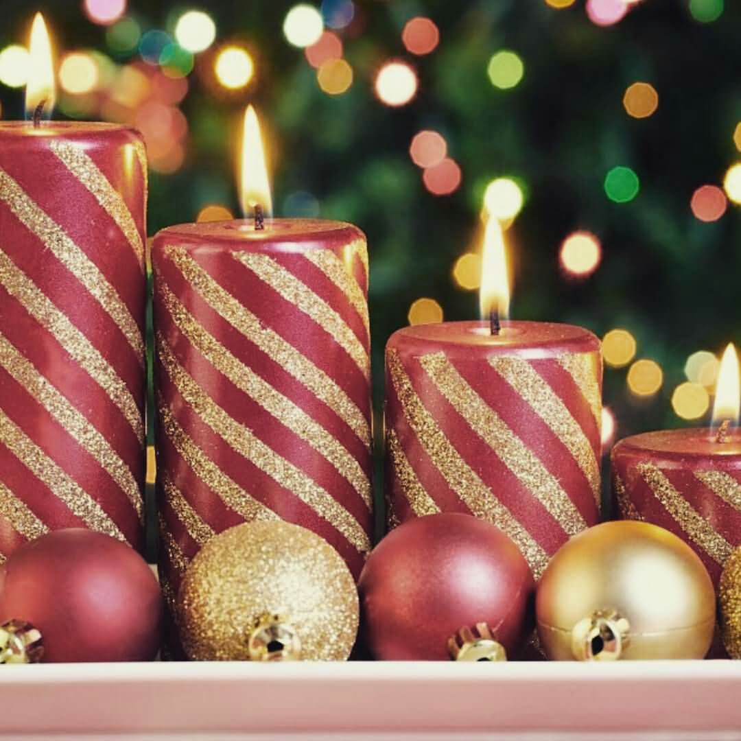 Best Candle And Bells For Your Christmas Tree Decoration