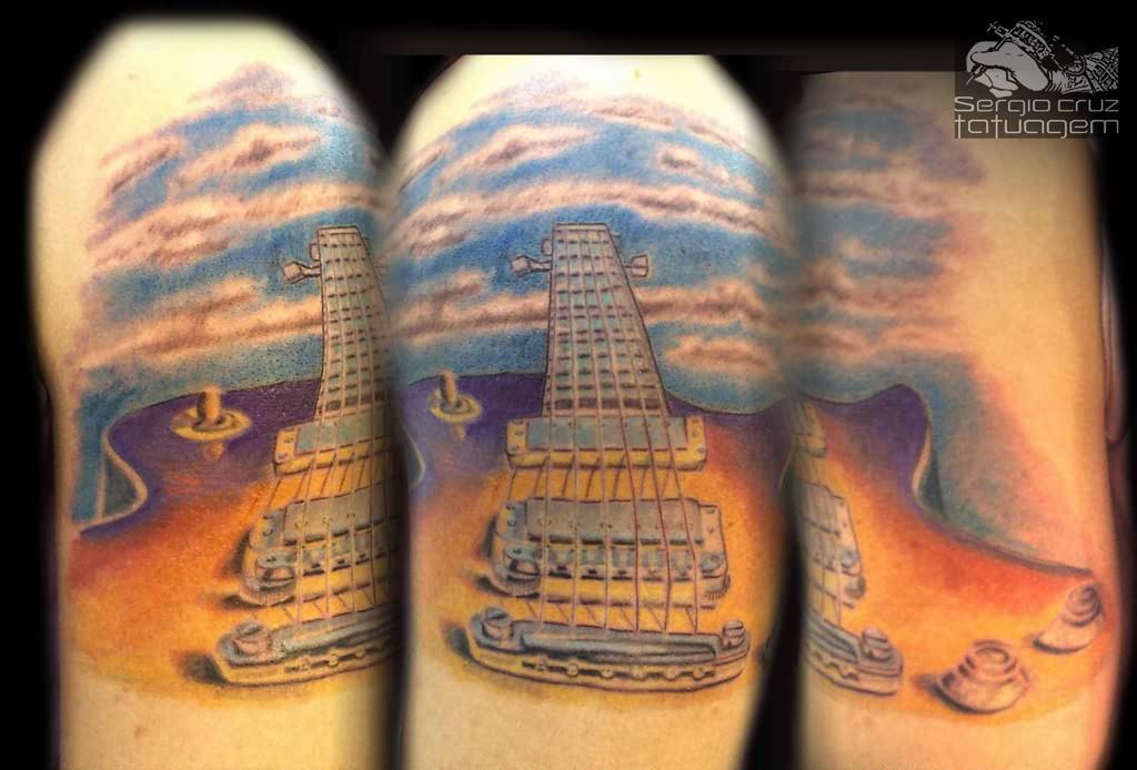 Rock Band Tattoo 036