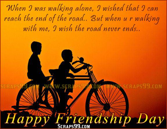 Best Greetings To My Lovely Friend Happy Friendship Day Picture