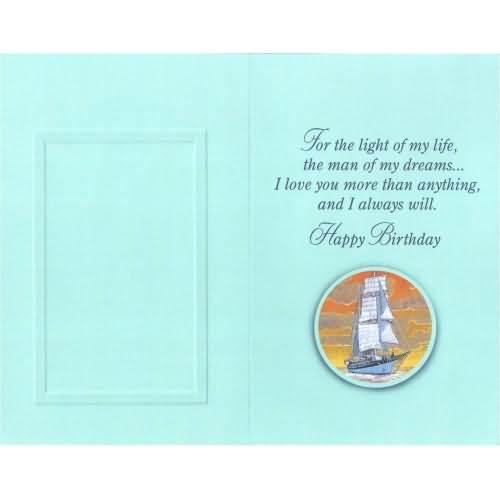 Best Husband Birthday Greetings Card Image