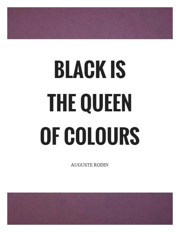 Black Queen Quotes Black