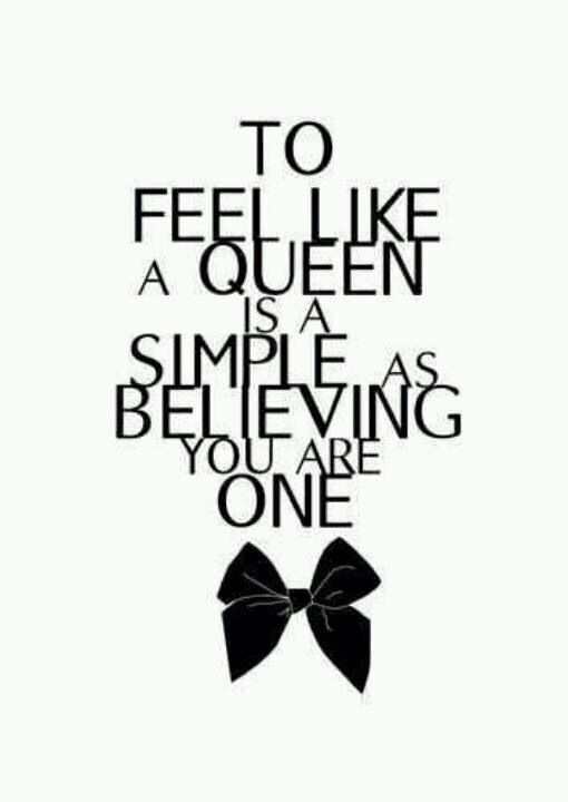Black Queen Quotes To feel l