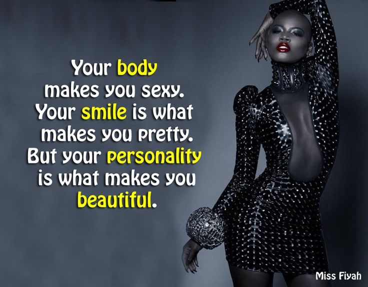 Black Queen Quotes Your body