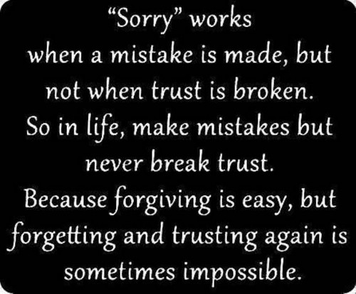Trust Quotes And Sayings: 56 Most Famous Broken Trust Quotes, Sayings And Quotations