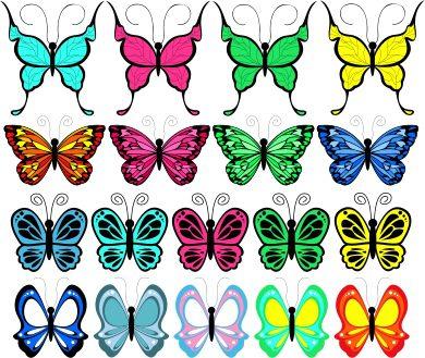 Butterflies Tattoo Designs (2)