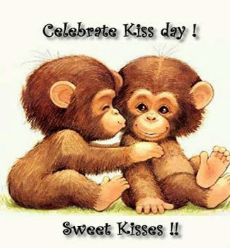 Celebrate Kiss Day Sweet Kisses