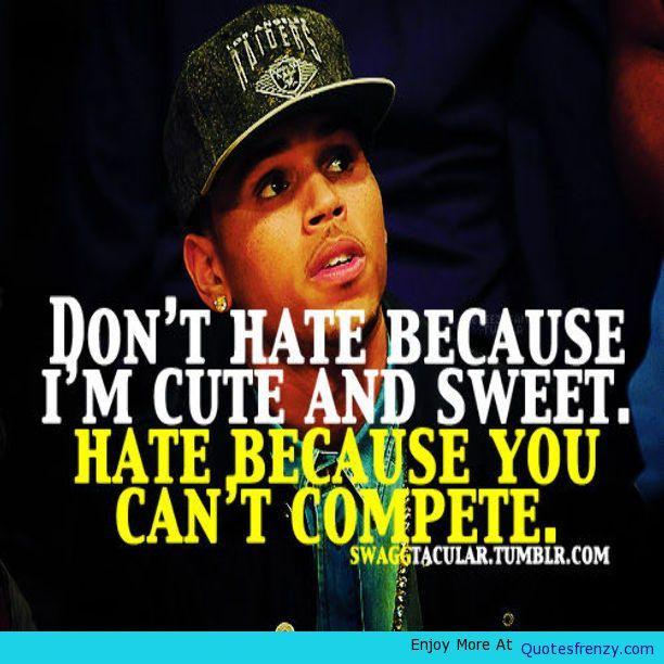 Chris Brown Quotes Sayings 08