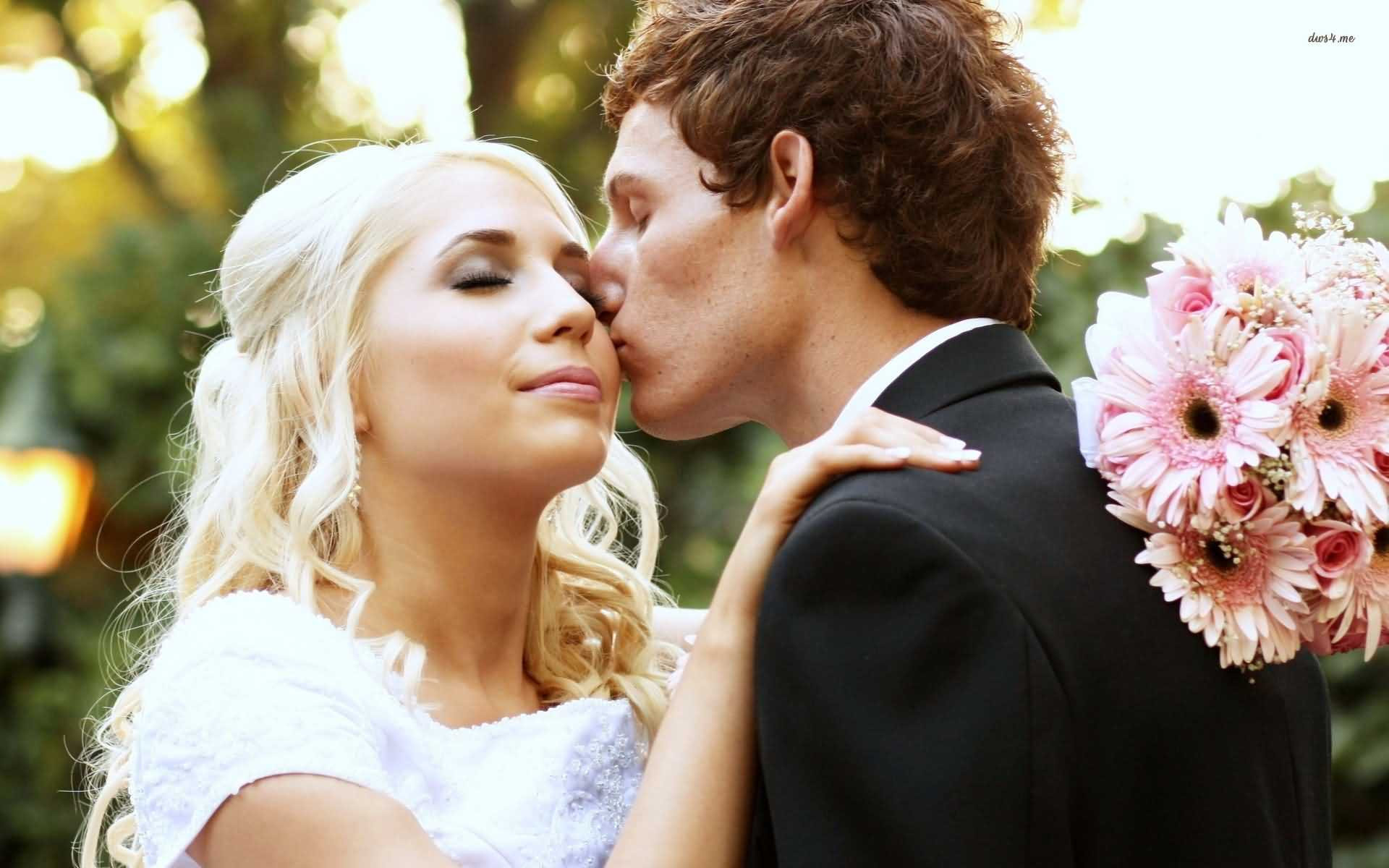 Congratulation Happy Marriage Life Wishes Wallpaper