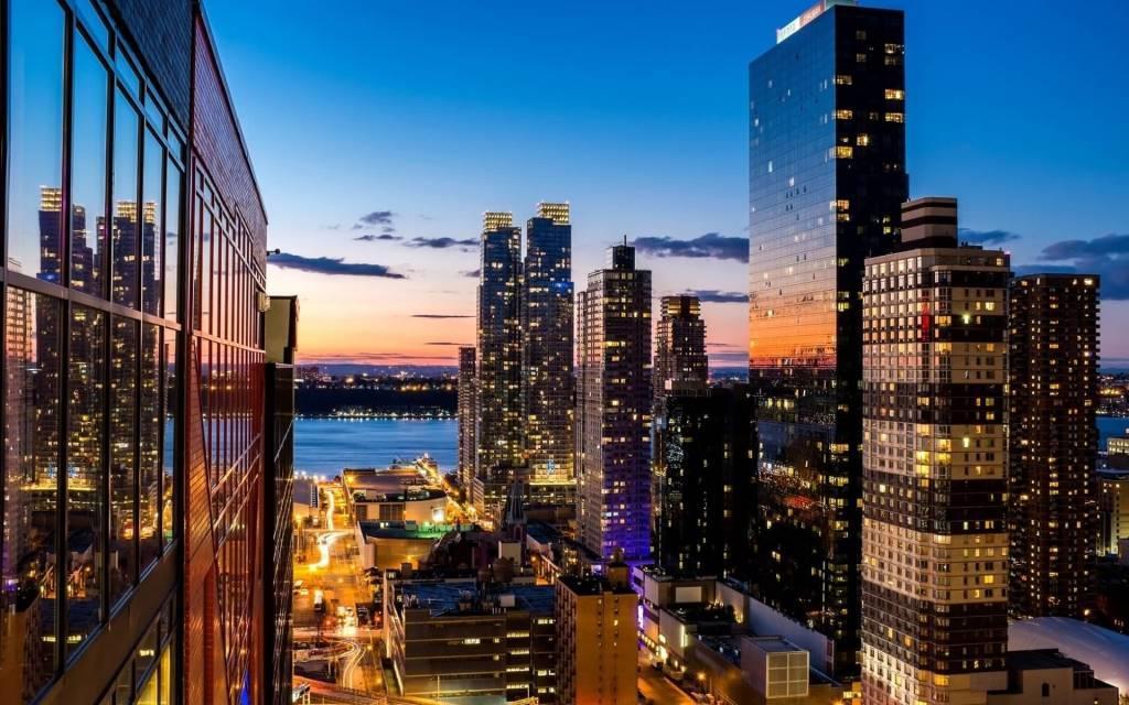 Elegant New York City Full HD Wallpaper
