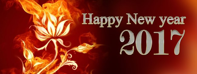 Facebook Cover Image Happy New Year 2017 Wishes