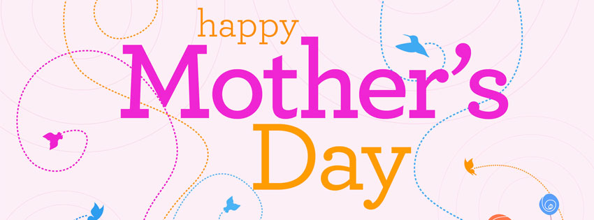 Facebook Happy Mothers Day Cover Image