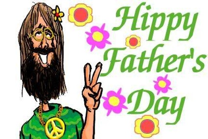 Funny Face Happy Father's Day Wishes Image