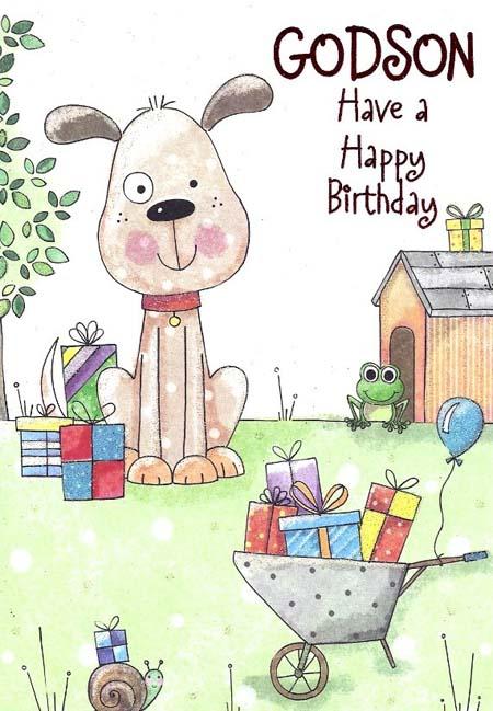 Godson Quotes Godson have a happy birthday