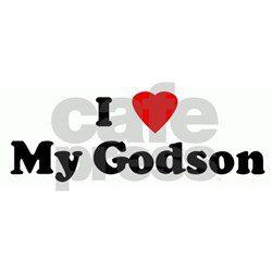 Godson Quotes I love my godson (7)