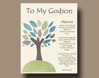 Godson Quotes To my godson marcus i felt so truley beloved