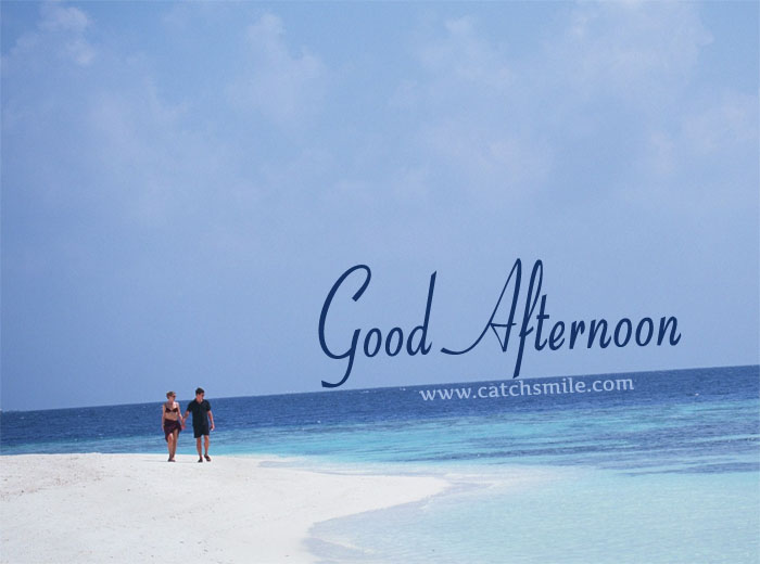 Good Afternoon Wishes To Sweetheart Image