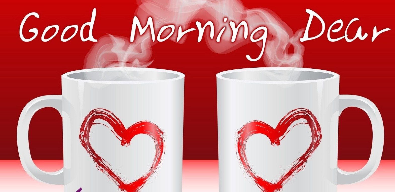 Good Morning Dear Wishes Image