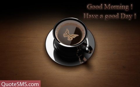 Good Morning Have A Good Day Wishes