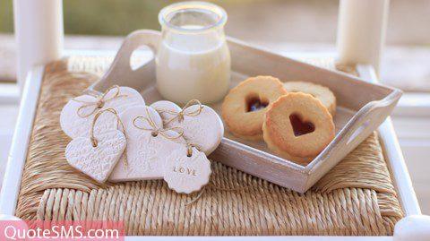 Good Morning Honey Wishes Image
