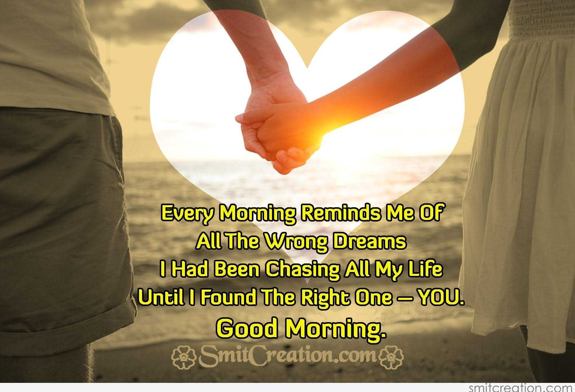 Good Morning Wishes For Girlfriend Image
