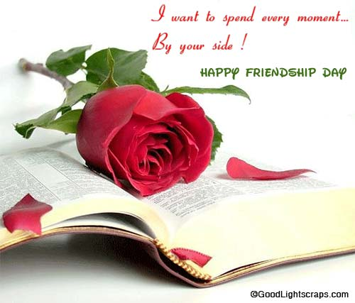 Greatest Happy Friendship Day Greetings Image