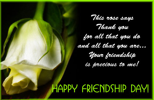 Greetings Message To My Friend Happy Friendship Day Greetings