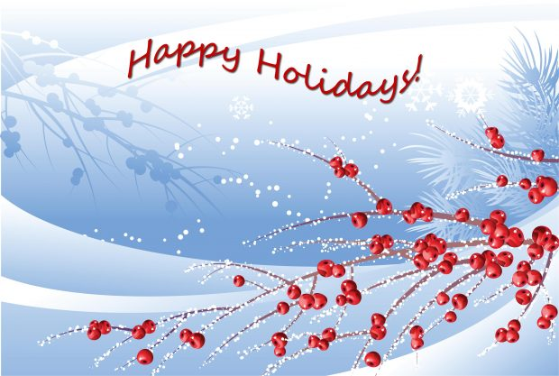 Greetings To Friends Happy Holiday Wishes Image