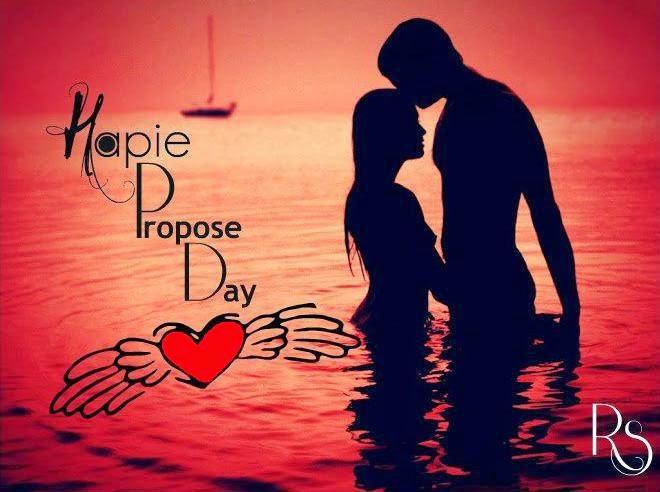 Hapie Propose Day Image