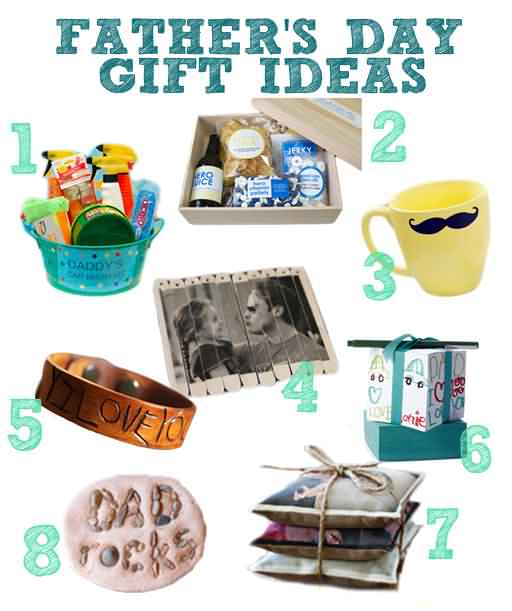 Happy Father's Day Gift Ideas Image