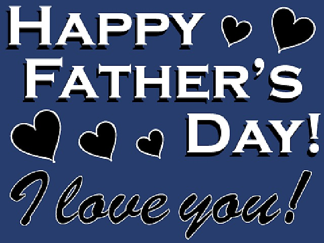 Happy Father's Day Message Image
