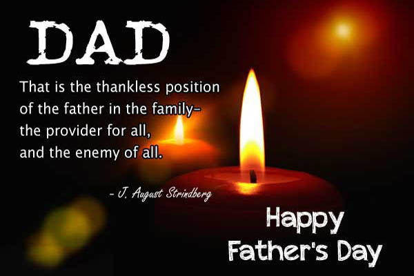 Happy Father's Day Quotes Image