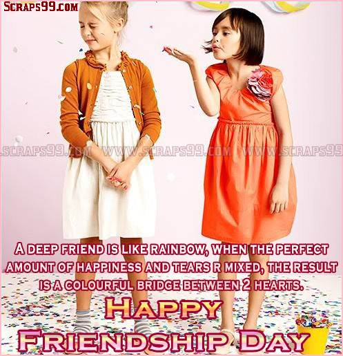 Happy Friendship Day Greetings Quotes