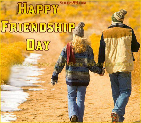 Happy Friendship Day Greetings Image