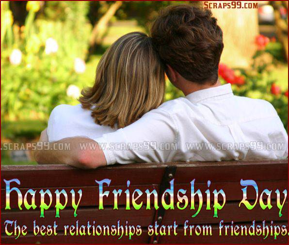 Happy Friendship Day The Best Relationships Start From Friendship