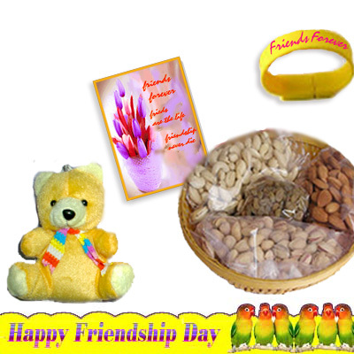 Happy Friendship Day Wishes Card