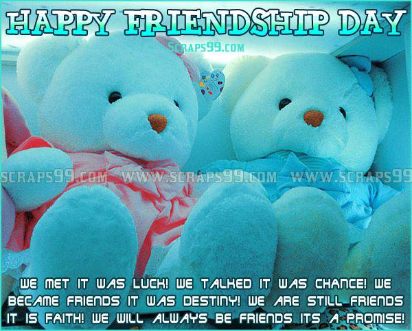 Happy Friendship Day Wishes Quotes Picture