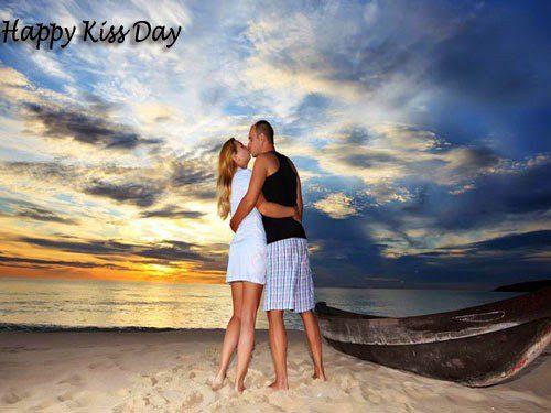 Happy Kiss Image