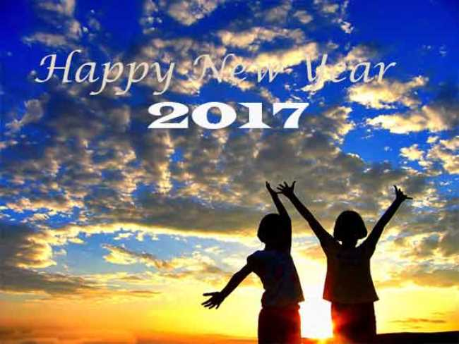 Happy New Year 2017 Friends Have A Great New Year Ahead