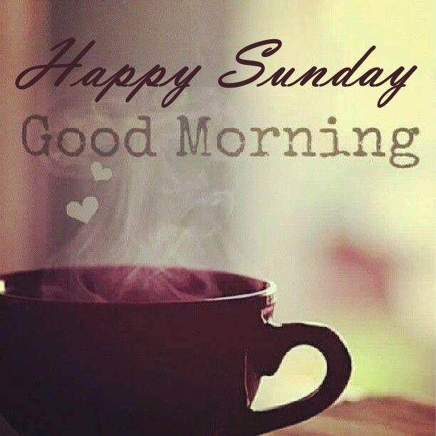 Happy Sunday Good Morning Wishes Image