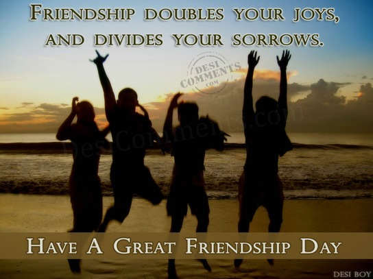 Have A Great Friendship Day Wishes Image