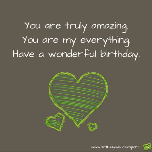 Have A Wonderful Birthday Wishes To My husband