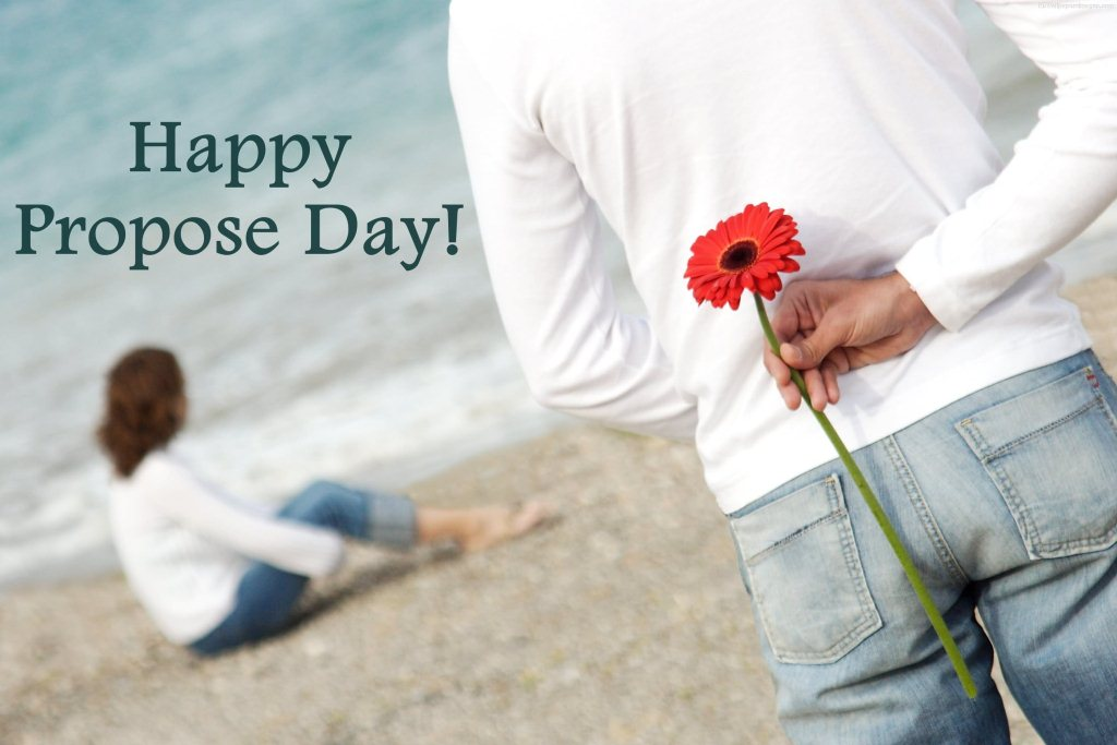 I Love You Dear Happy Propose Day Wishes