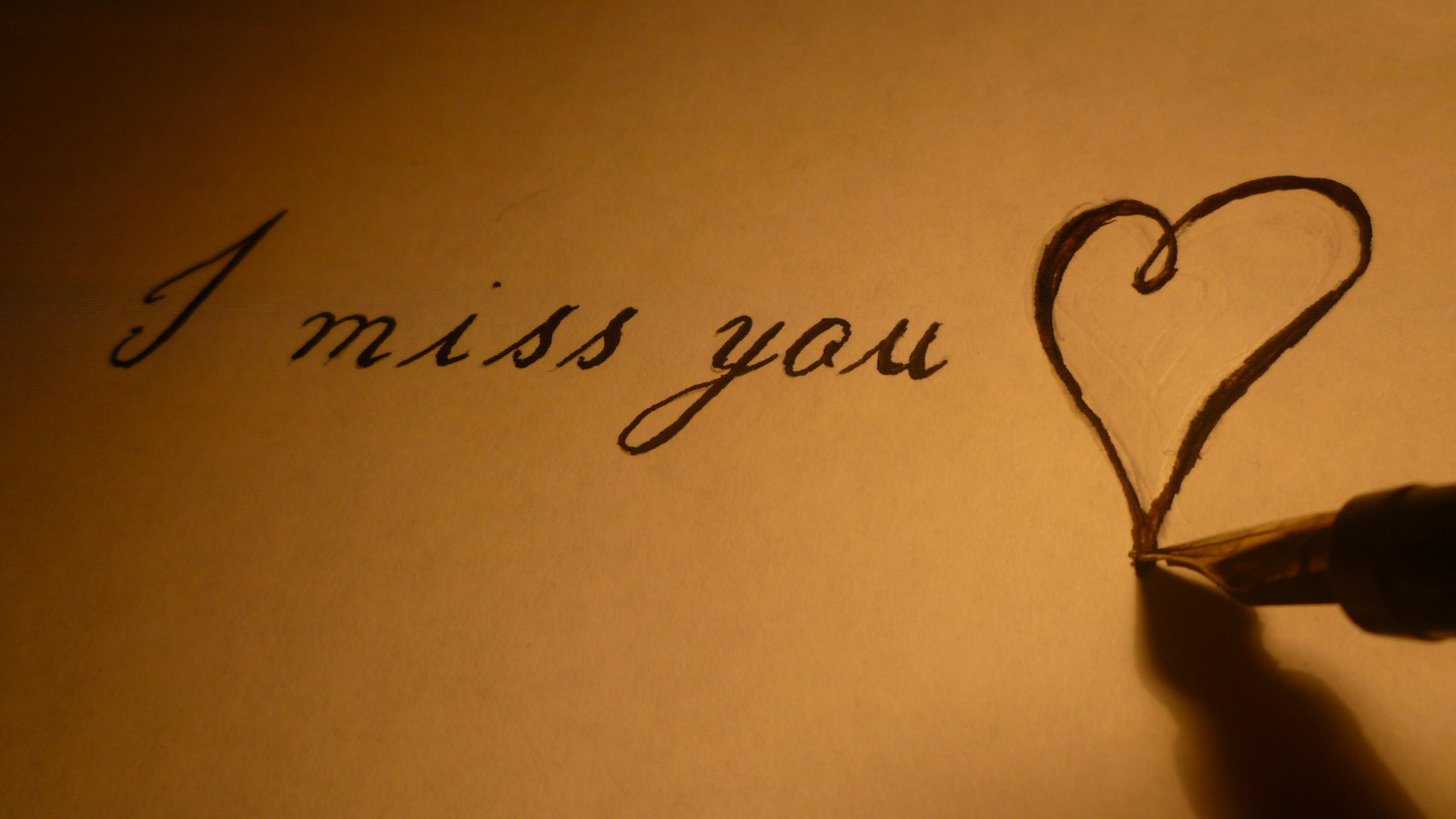 I Miss You Wishes For Love Image
