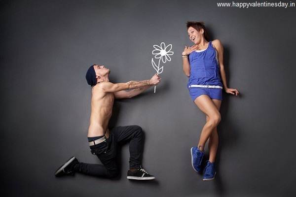I Want To Be With You All The Time Happy Propose Day