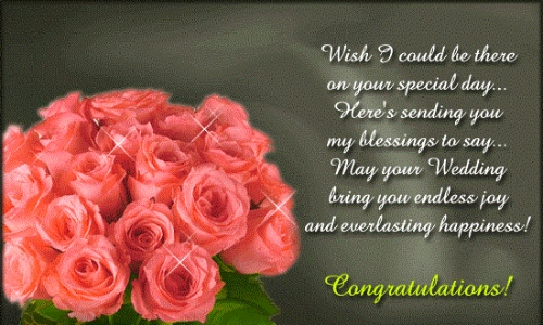 Lovely Flower Wedding Quotes Image