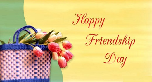 Lovely Happy Friendship Day Greetings Picture