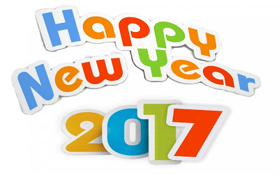 Lovely Happy New Year 2017 Greetings Image