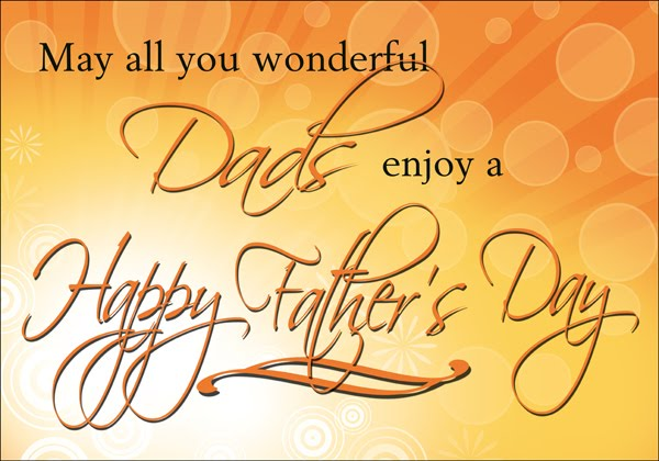 May All You Wonderful Enjoy Happy Father's Day Image