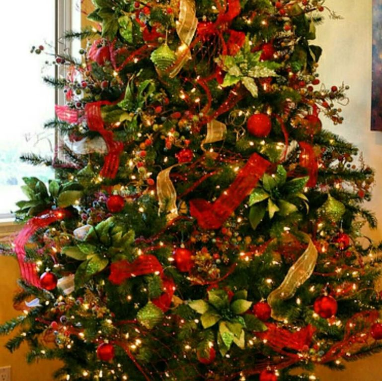 Christmas Tree Decorations Mind Blowing Christmas Tree Decoration Idea For You